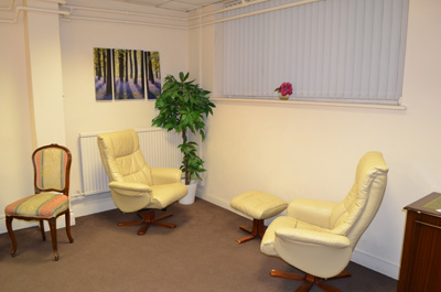 Harley Street Consulting Room